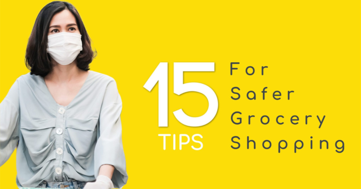 15 Tips Safer Shopping